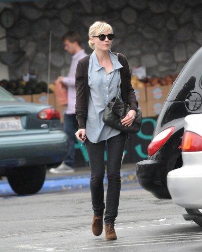 Kirsten Dunst le 20 octobre à Los Angeles