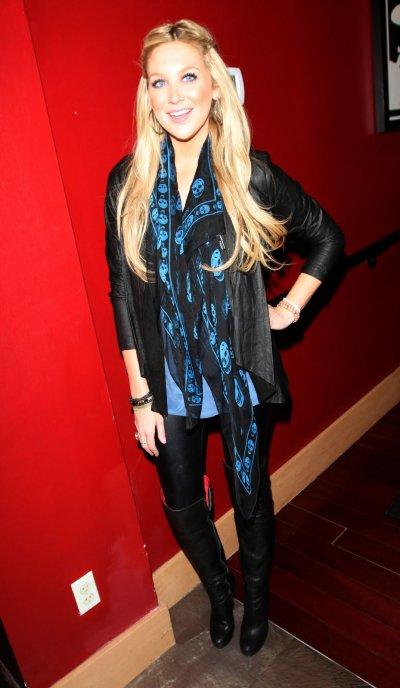 Stephanie Pratt le 23 octobre à une soirée à Los Angeles
