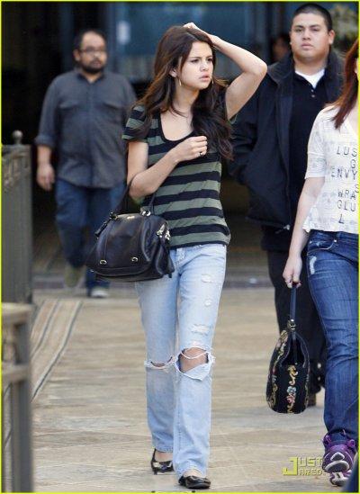 Selena Gomez le 1er decembre à Los Angeles