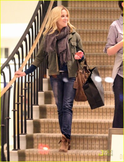 Reese Whiterspoon le 16 decembre à Beverly Hills