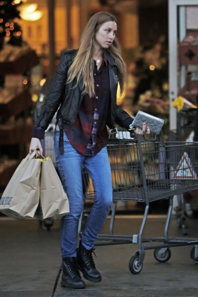 Whitney Port le 29 decembre à Los Angeles