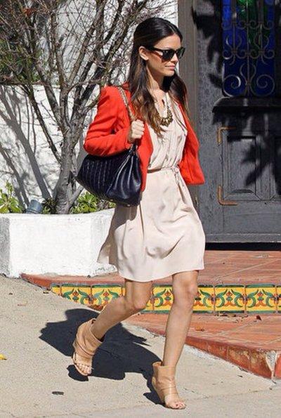 Rachel Bilson à Los Angeles