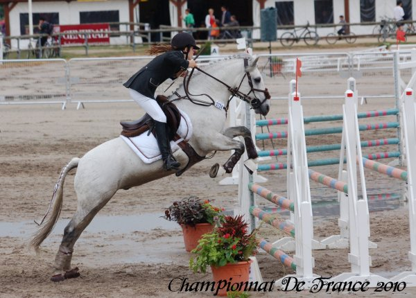 Championnat De france 2o1o, Ponam C2 Excellence, Premier Week-End, Carrière 3 (: