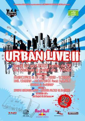 Concert Urban Live II