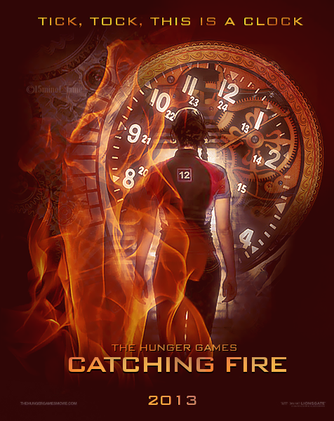 Juste Parce que j'aime les Fan Mades de Catching Fire <3