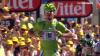 Peter Sagan vainqueur d'étape.