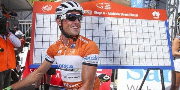 Gerrans remporte le Tour Down Under