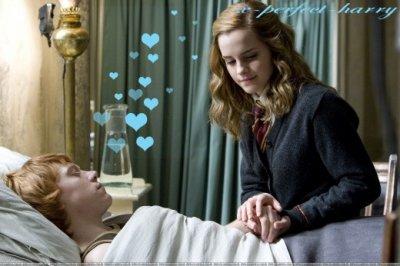Harry Potter et le prince de sang mêlé.
