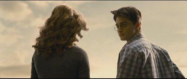 Captures d'écran, des scènes coupées D'HP6