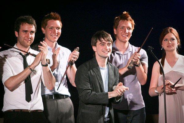 Ouverture officiel du parc Harry Potter.