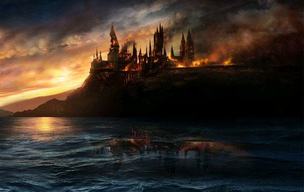 Poster Harry Potter 7 Partie 1 & 2