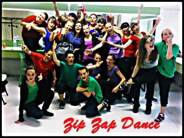 Zip Zap Dance année    2010/2011