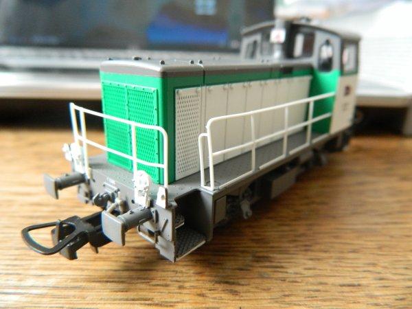 Loco tracteur L.S Models