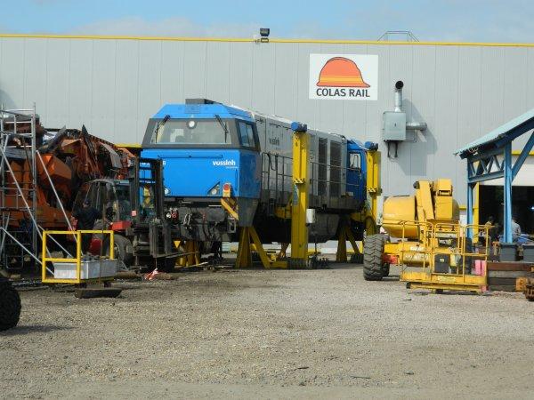 Locomotive neutre