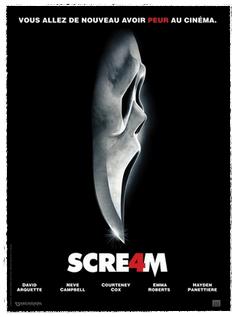 SCREAM 4 Wes Craven, 2011