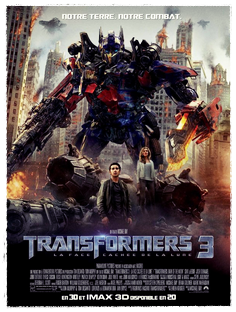 TRANSFORMERS 3 - LA FACE CACHEE DE LA LUNE Michael Bay, 2011