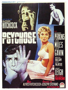 PSYCHOSE Alfred Hitchcock, 1960