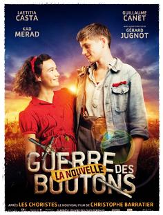 LA NOUVELLE GUERRE DES BOUTONS Christophe Barratier, 2011