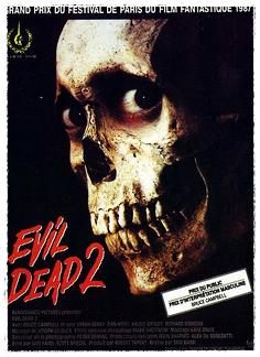 EVIL DEAD 2 Sam Raimi, 1987