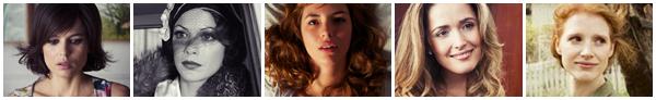 LES ACTEURS DE L'ANNEE Sélection subjective de 25 acteurs qui ont crevé l'écran en 2011