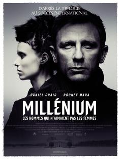 MILLENIUM - LES HOMMES QUI N'AIMAIENT PAS LES FEMMES David Fincher, 2012