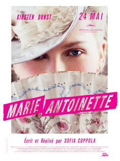 MARIE-ANTOINETTE Sofia Coppola, 2006