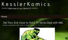 Entrées : Kessler Komics