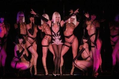ich eines Tages in Paris sehen würde Crazy Horse Saloon ist, weil ich paris und Kabarett Liebe