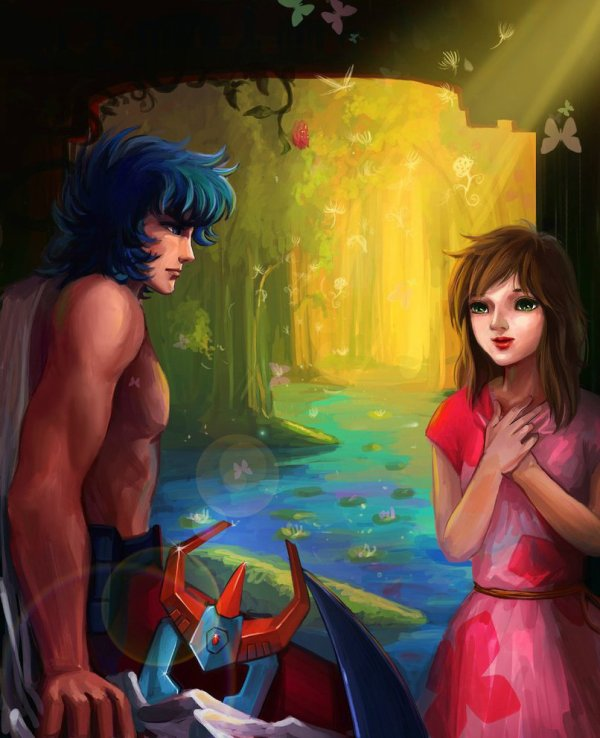 photo ikki x esmeralda