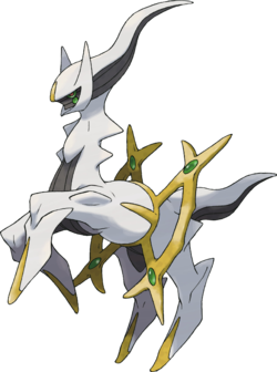 mes pokemon legendaire préférés