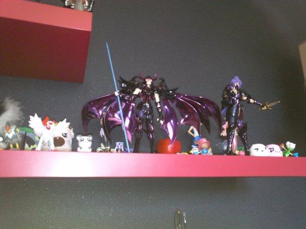 ma colec de figurine