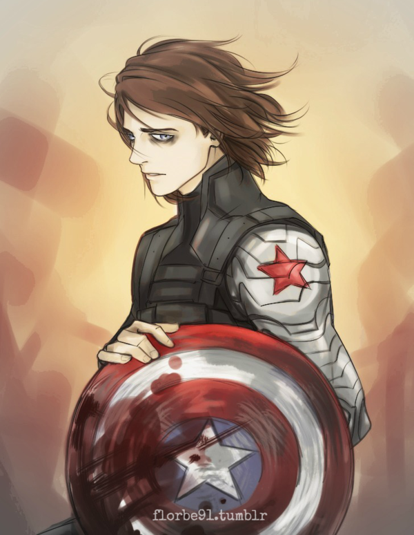 capitain america james becket