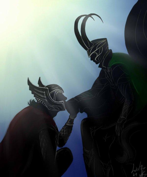 Thorki <3