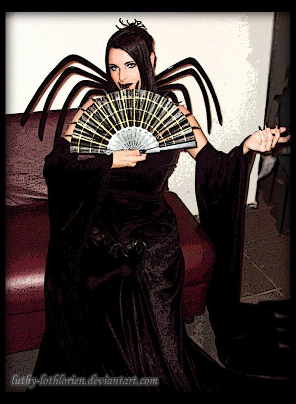 soul eater cosplay asura and arachnée