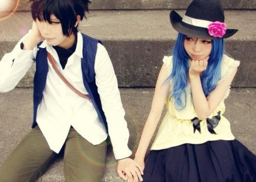 fairy tail cosplay grubia