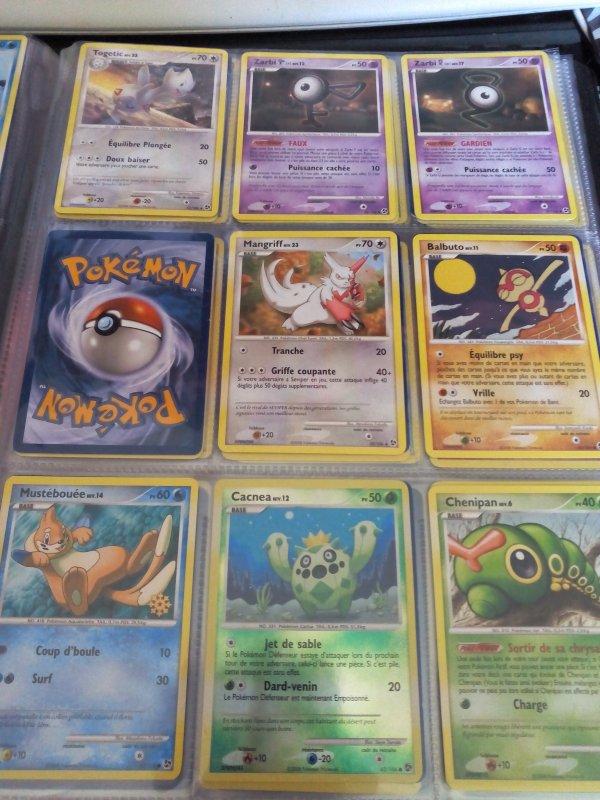 Pokémon collection duels au sommet première partie