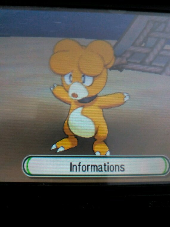 Magby shiny