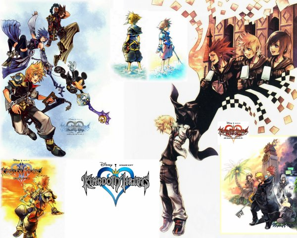 Kingdom Hearts.