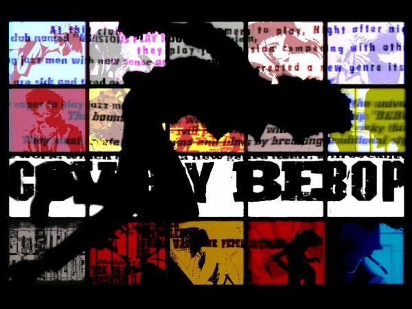 Cowboy Bebop.