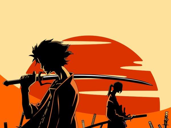 Samuraï Champloo.
