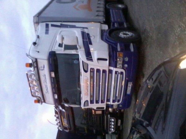Scania et Daf !
