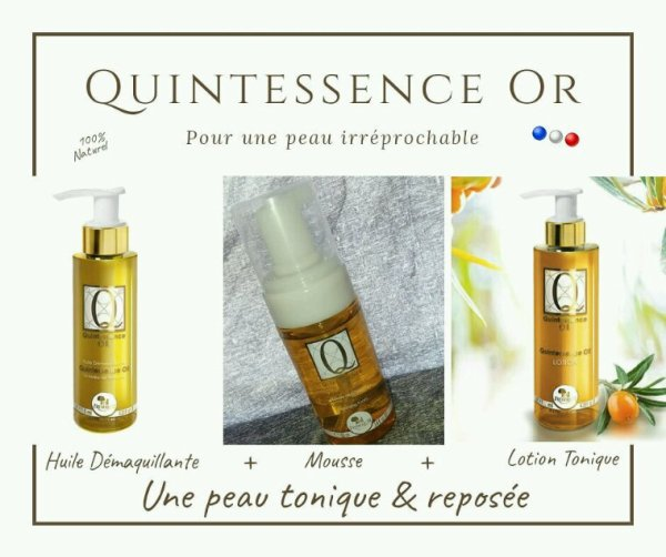 Gamme Quintessence Or