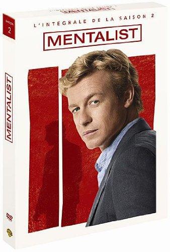 """La sortie des DVD """" Mentalist """" Saison 2 est sortie ce 17 décembre 2010 en France!"""
