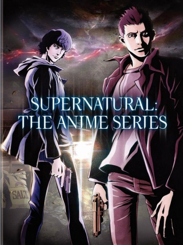 supernatural version manga pour ou contre