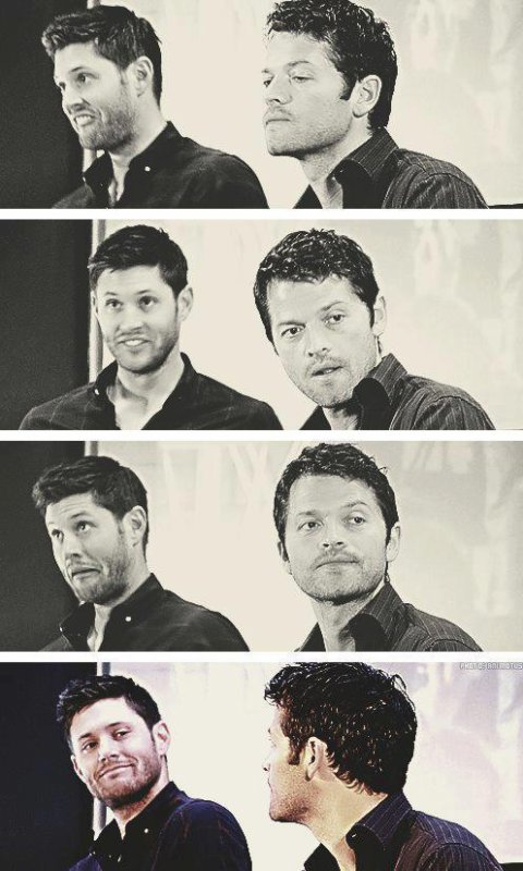 Misha et Jensen