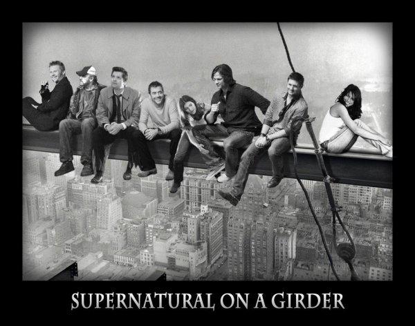 supernatural montage