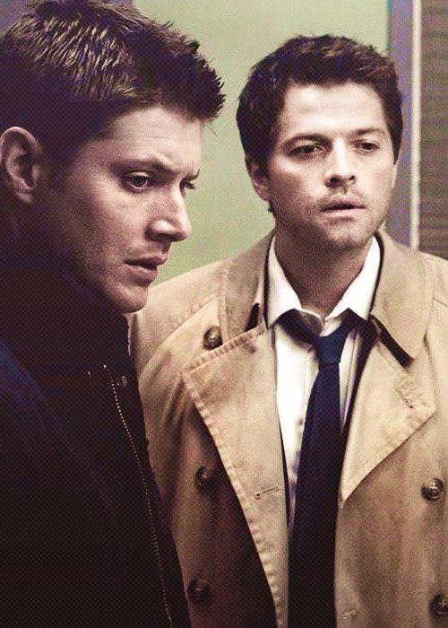 Dean et castiel