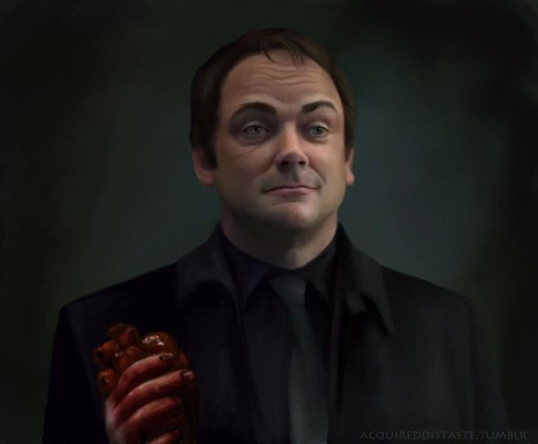 crowley fan art