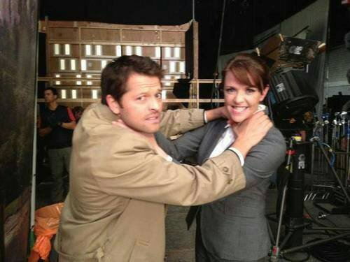 castiel et naomi