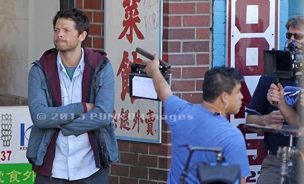 nouvelle photo de tournage de la saison 9